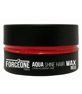 ForceOne Aqua Shine Hair Gel Blue 150ml