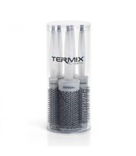 Termix Pack 5 Cepillos C.Ramic Blancos