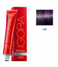 Igora Royal 4-29 Castaño Medio Violeta 60ml Schwarzkopf tinte de pelo