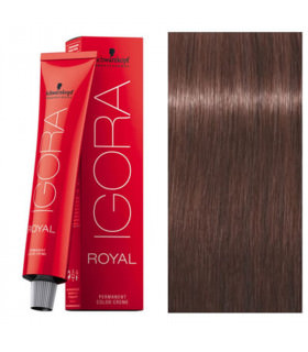 Igora Royal 6-28 Rubio Oscuro Mate Rojo 60ml Schwarzkopf Professional tinte de pelo