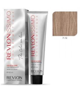 Revlonissimo Colorsmetique 7.12 Rubio Beige Perlado Revlon 60ml