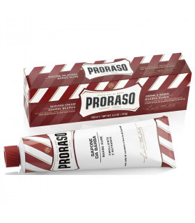 Proraso Red Shaving Soap In a Tube 150ml