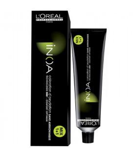 Inoa L'Oréal 9,0 Rubio Claro 60ml tinte de pelo