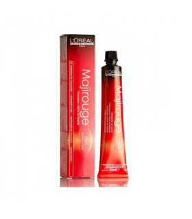 L´Oréal Professionel Majirouge 6,60 Rubio Oscuro Rojo Intenso 50ml