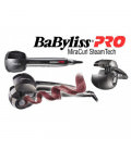 BaBylissPRO Miracurl SteamTech Professional (Con Vapor)