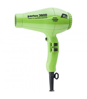 Parlux Secador 3800 Eco Friendly Verde