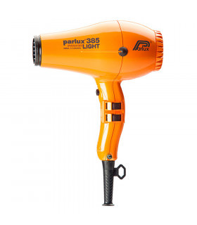 Parlux Secador 385 Power Light Naranja