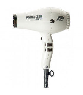 Parlux Secador 385 Power Light Blanco
