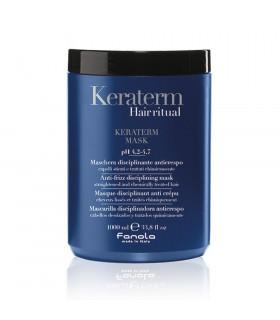 Fanola Keraterm Hair Ritual Mascarilla PH 4,2-4,7 1000ml