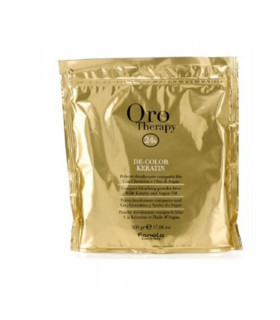 Fanola Oro Therapy Color Keratin Decoloración 500gr