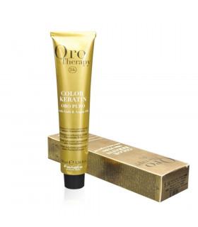 Fanola Oro Therapy Color Keratin 3.0 Castaño Oscuro 100ml