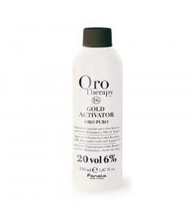 Fanola Oro Therapy Gold Activator 20vol. 150ml