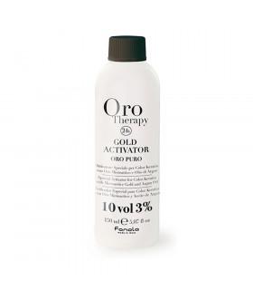 Fanola Oro Therapy Gold Activator 10vol. 150ml