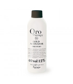 Fanola Oro Therapy Gold Activator 40vol. 150ml