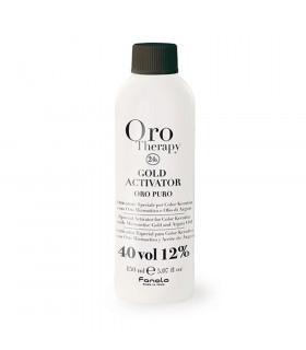 Fanola Oro Therapy Gold Activator 40vol. 150ml