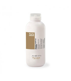 Fanola Curly Shine Champú 350ml