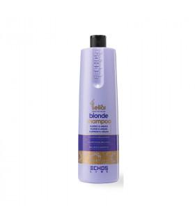 Echosline Seliar Blonde Shampoo Platinum & Argan 1000ml