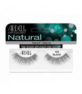 Ardell Lashes Natural 105 Black