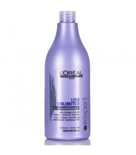 L'Oreal Expert Liss Unlimited Acondicionador 750ml