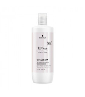Schwarzkopf BC Excellium Plumping Shampoo 1000ml