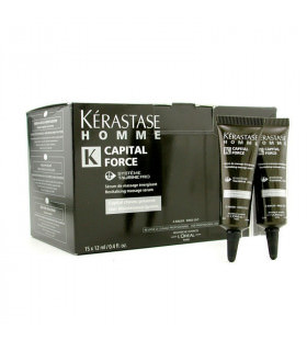 Kerastase Homme Capital Force Serum Massage (15 x 12ml)