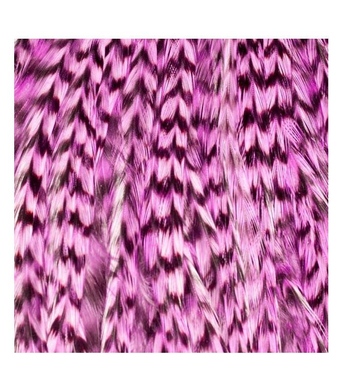 Pack 3 Plumas XL Rosa Claro