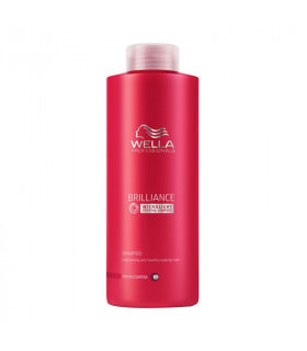 Wella Care Brilliance Champú Cabello Grueso 1000ml