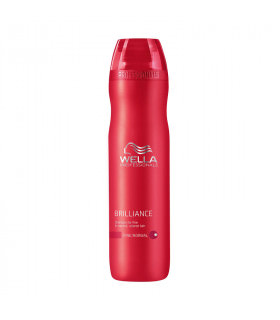 Wella Care Brilliance Champú Cabello Fino/Normal 250ml