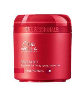 Wella Care Brilliance Mask Cabello Fino/Normal 150ml