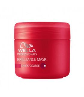 Wella Care Brilliance Mask Cabello Grueso 150ml