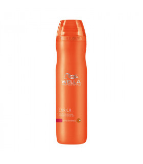 Wella Care Enrich Champú Cabello Fino/Normal 250ml