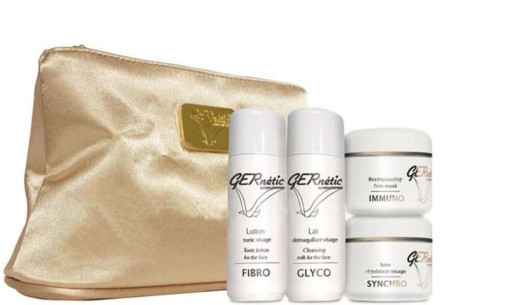 Ya es posible recuperar el la belleza de tu piel gracias a Gernétic