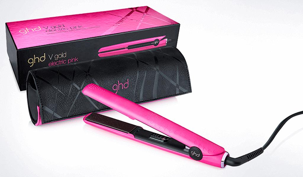 GHD Electric Pink, la nueva colección limitada de GHD
