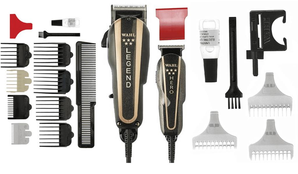 Hazte con tu Wahl Barber Combo y presume de corte de pelo!!