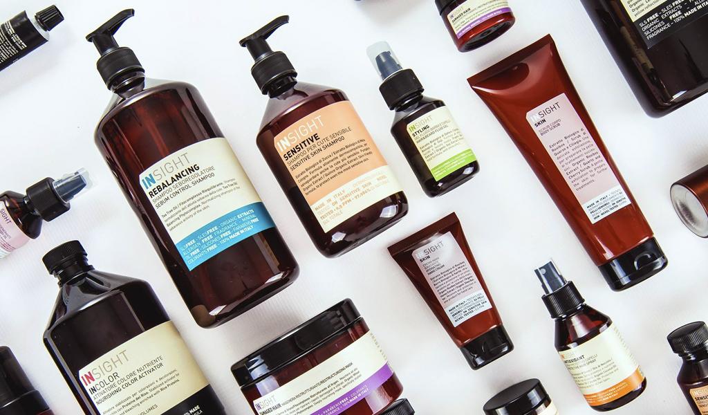 Insight, productos eco-biológicos para cuidar tu pelo y tu piel