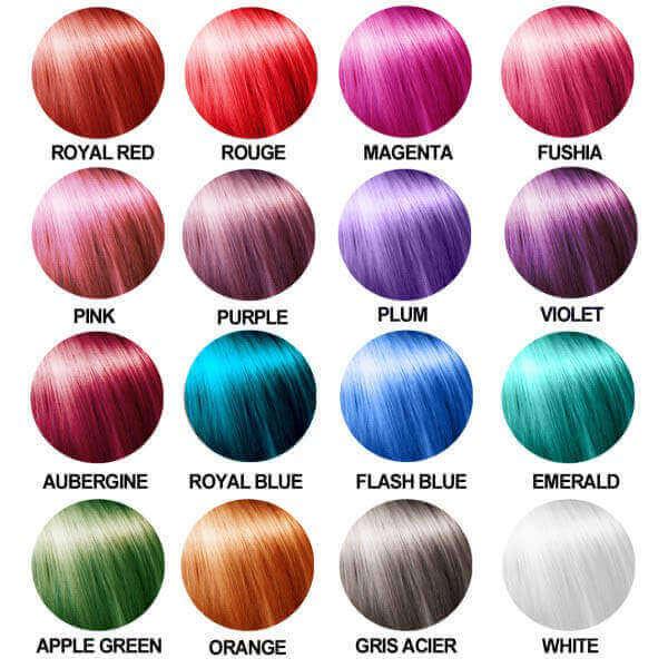 Carta colores tintes de loreal preference - Bano de color o tinte ...