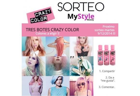 Concurso Crazy Color