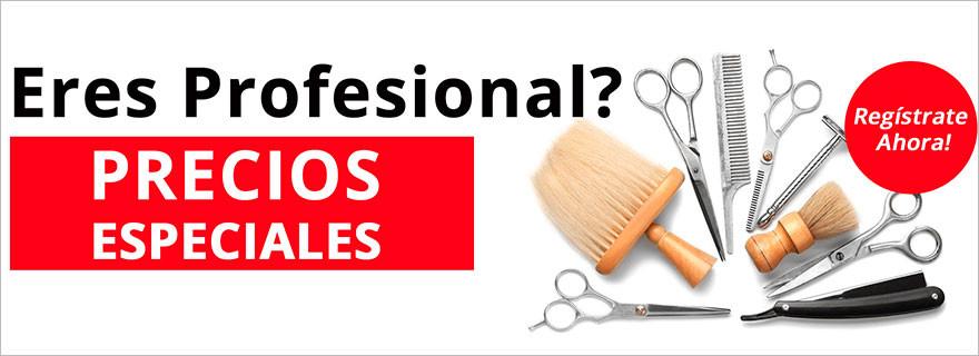 profesionales de peluqueria